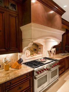 Decorative Range Hood Design Pictures Remodel Decor And Ideas Page 8 Kitchen Redo