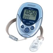 Omron HJ112 Pocket Pedometer - my pedometer broke awhile back I have been unable to replace it . I would now  with this rated #1 by Consumer Reports $21