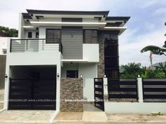 Home Builders, General Contractors, House Designs Philippines Zen House Design, Two Story House Design, 2 Storey House Design, Small House Interior Design, House Front Design, Minimalist House Design, Gate Designs Modern, Modern Fence Design, Modern Zen House