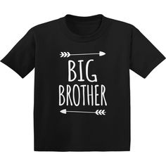Big Brother T-Shirt Big Brother Shirt, Pregnancy Announcement, Big Brother Shirt, Funny Toddler Shirts, Toddler Shirts for Boys Big Brother Announcement Shirt, Big Brother Tshirt, Toddler Humor, Funny Toddler, Sibling Shirts, Boys T Shirts, Gender Reveal Shirts, Baby Care Tips, First Time Moms
