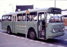 LTM-4-1-1964-04-19-4-1-XB-45-22-Leyland-Verheul-LNSV-55-LV-344-1964-Verheul-5844-30 Tramway, Cash Register, Busses, Utrecht, Transportation, Tourism, Public, Trucks, Vintage Cars
