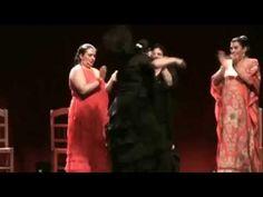 Carmen Ledesma. (Soleá) Gtr. A. Moya- M. Peña, I. Bacán y D. Agujeta - YouTube