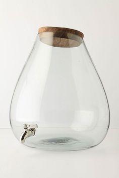 [anthropologie] bubbled beverage dispenser [via suann song]