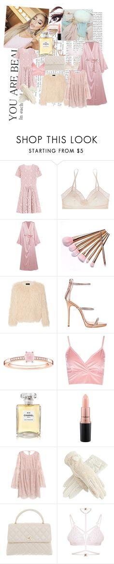 """Vintage Glam like Gabi Demartino ⭐"" by xxfashionlover22xx ❤ liked on Polyvore featuring Oris, Burberry, Eres, I.D. SARRIERI, Nili Lotan, Giuseppe Zanotti, Thomas Sabo, Boohoo, Chanel and MAC Cosmetics"