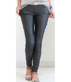 Glisa Black Pants 329