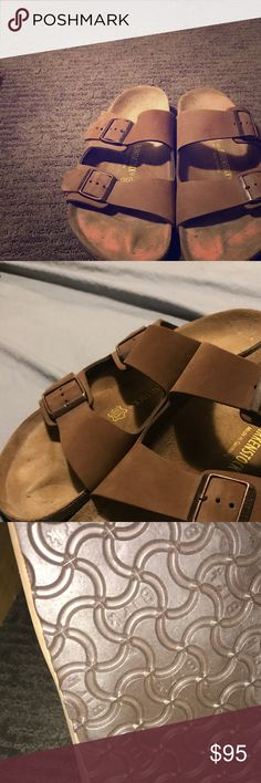 Brand new Birkenstocks, size 13 men's Brand new , I have only worn about 2 times , the only reason I'm selling is because that are to big for my feet . Please make an offer Birkenstock Shoes Sandals & Flip-Flops