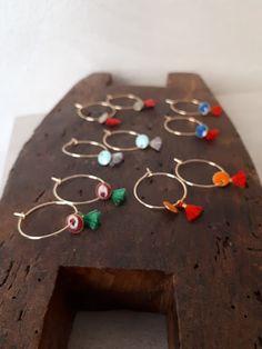 Carmen Veca Monili: Orecchini a cerchio - New collection Washer Necklace, Jewelry, Fashion, Moda, Jewels, Fashion Styles, Schmuck, Jewerly, Jewelery