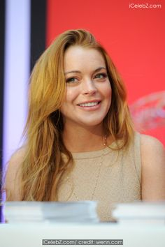 Lindsay Lohan Attending a press conference for the 9th White Party at PlusCity shopping mall http://icelebz.com/events/lindsay_lohan_attending_a_press_conference_for_the_9th_white_party_at_pluscity_shopping_mall/photo3.html