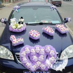 modern wedding transport decor - Google Search