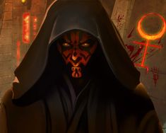 """I shall become the Lord of Rage, For I am Darth Maul!"""""""