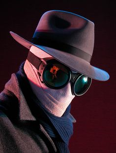 The Invisible Man - Profile
