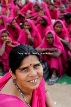 "Fed up with abusive husbands and corrupt officials, India's poorest women dressed in pink saris are banding together to fight corruption and injustice and to raise their voices against the system.The Gulabi (Rose) or ""Pink Gang"" fights for the rights of women and other marginalized people in rural India."