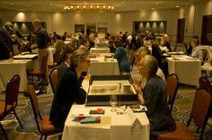 Leituras de portfólio da 4a sessão. Março de 2014/Houston.