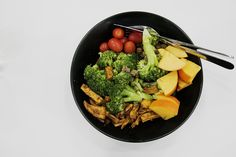 Lunch bowl / meatless month