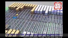 Tpprack, selective pallet, Pallet Rackings, Drive In rack, Double Deep r...