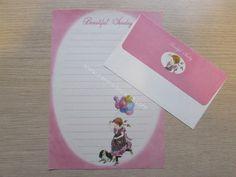 Papel de carta antigo - Coleção Beautiful Sunday - 01 - Papel de carta antigo - Coleção Beautiful Sunday -