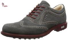 Ecco Men's Tour Golf Hybrid - Chaussures de golf Hommes (Composite) Couleur: multicolore: Taille: 43 - Chaussures ecco (*Partner-Link)