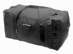 Outdoor Products Mountain Duffel (Large) Outdoor Products. $30.59. Amazon.com                Adventure gear producer Outdoor Products creates just that -- simple and affordable products for your outdoor endeavors, backed by a lifetime warranty. The company's Mountain Duffel bag is a rugged, durable weekend companion that's as at home car camping as it is flying the friendly skies.  Features  Heavy-duty, 900-denier polyester material Two large side panel pockets Easy acces...