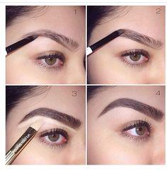 Eyebrow technique