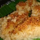 Biko (aka Filipino coconut dessert)