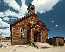 Bodie, California - Wikipedia, the free encyclopedia