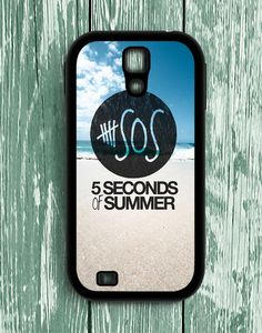 5 Second Of Summer Beach Samsung Galaxy S4   Samsung S4 Case