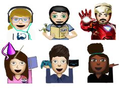 Teach Your Students to Make Their Own Emojis - The Art of Ed