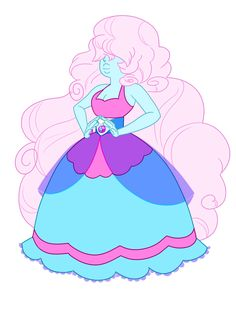 sapphire and rose fusion