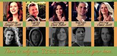"""""""There's only One Tree Hill."""""""