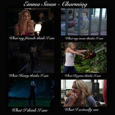 Hahaha good for Emma!