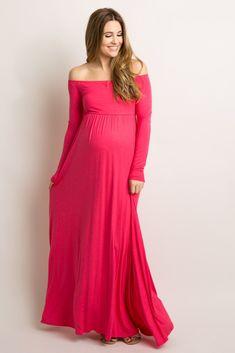 ffc453a02b7 Mint Floral Chiffon Maternity Dress
