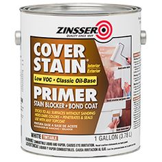 Get ultra fast results and rich even color with rust for Exterior wood water based primer