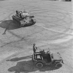 1951-1953. Testing new weapons. LIFE Photo Collection.
