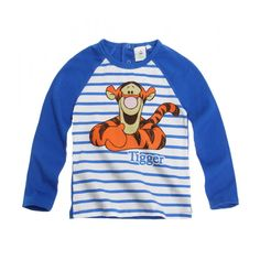 Bluza cu maneca lunga Disney Tigger Graphic Sweatshirt, T Shirt, Tigger, Baby Boy, Disney, Sweatshirts, Boys, Sweaters, Fashion