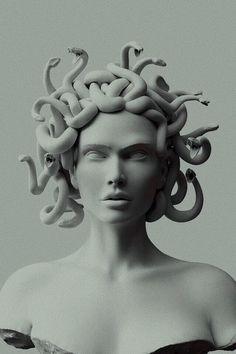 Medusa Medusa The topics within The actual Must connected with Sculpture come forth with Medusa Kunst, Medusa Art, Medusa Tattoo, Medusa Painting, Medusa Drawing, Medusa Gorgon, Medusa Head, Roman Sculpture, Art Sculpture