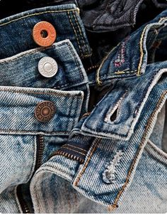 Youre only as good as your denim. Web Design, Store Design, Blue Jeans, Blue Denim, Denim Display, Clothing Photography, Product Photography, Love Blue, Summer Looks