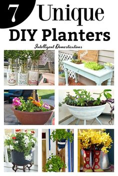 Backyard ideas, small yard demo that one gotta think about. Please read this backyard pin design 8590452872 now. Container Gardening, Gardening Tips, Diy Planters, Planter Ideas, Garden Beds, Beautiful Gardens, Indoor Plants, Outdoor Living, Garden Design