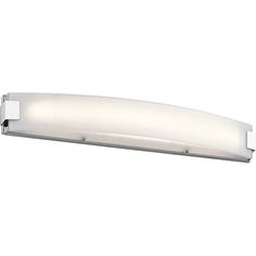 Kichler KIC-45606CHLED Largo Chrome  Bathroom Lighting Lighting |eFaucets.com