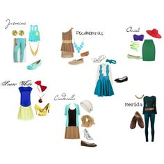 How to dress like a Disney-Princess
