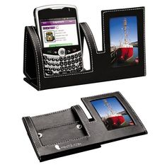 Business Gift Idea? #promoproducts #advertising #logo #businessgifts #gifts Promotional Essentials Novae Mobile Phone Holder Photo Frame #EP2302 | Customized Picture Frames | Promotional Essentials Picture Frames