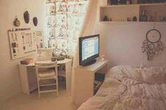 What are some ways I can make my room look like a tumblr room. I'm thinking of changing it up a bit but idk howwww help