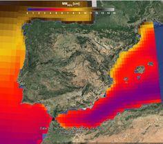 """El impacto de la subida del mar en las costas españolas puede suponer más del 10% del PIB en algunas provincias, según Íñigo Losada, director del estudio """"Cambio climático en la costa española"""". En menos de un siglo el mar subirá en algunas zonas de España hasta 80 centímetros, si bien en e..."""