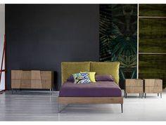 Muebles de diseño italiano en roble macizo.