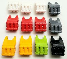 Lego Hero Factory Shield Cap 92216 More Colors Available