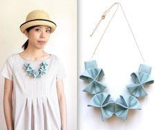 Origami Kuru Shou - Mint Green. $54.00, via Etsy.