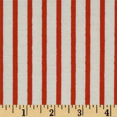 Michael Miller Out To Sea Pirate Stripe Flame