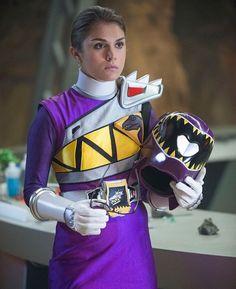 Kendall Morgen is my favorite purple ranger Saban's Power Rangers, Mighty Morphin Power Rangers, Rangers Team, Tyler James, Kendall, Green Ranger, Hero Movie, Warrior Girl