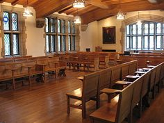 University of Pittsburgh: English Nationality Room