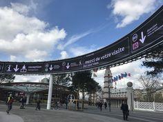Ecran geant LED Porte de Versailles