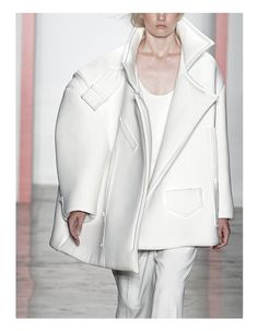 MELITTA BAUMEISTER @ PARSONS THE NEW SCHOOL FOR DESIGN 2014 SS COLLECTION / repinned on toby designs